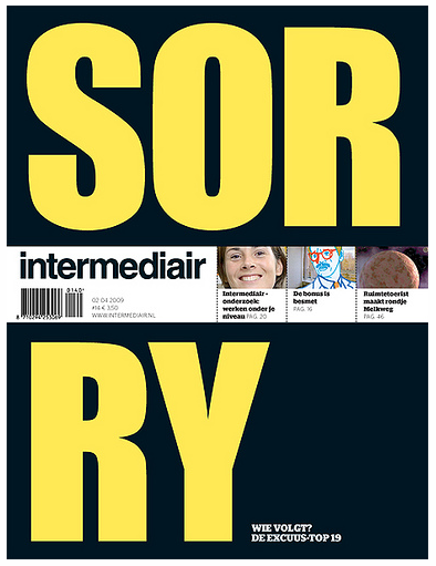 Sorry! Cover from Intermediaire