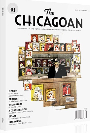 The Chicagoan 2012 magazine cover