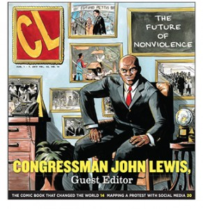 Creative Loafing Atlanta cover graphic journalism